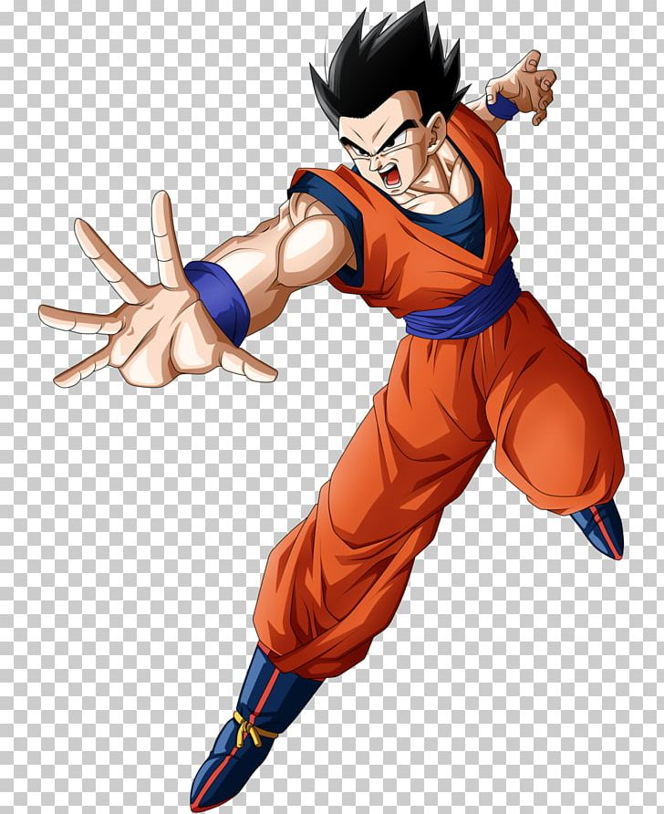 Gohan Goku Vegeta Majin Buu Frieza PNG, Clipart, Action Figure.