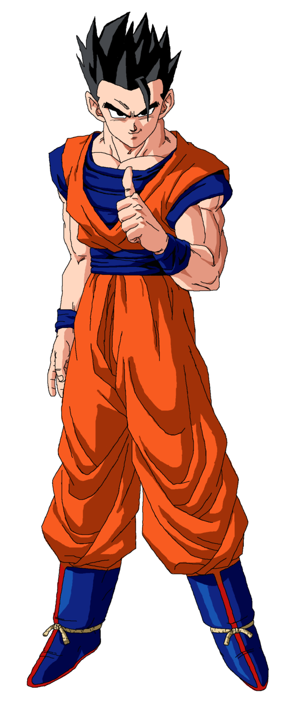 Gohan Png (109+ images in Collection) Page 2.