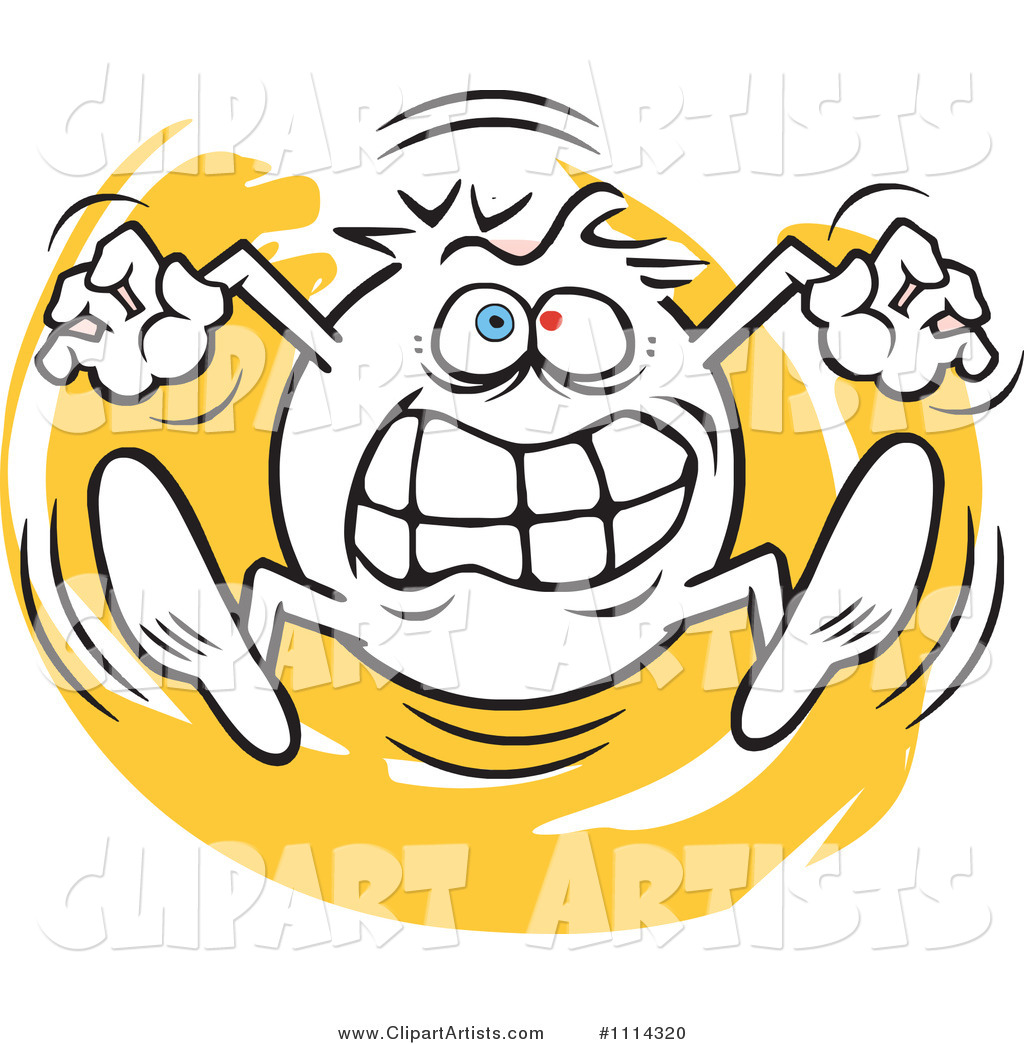 Going crazy clipart 5 » Clipart Station.
