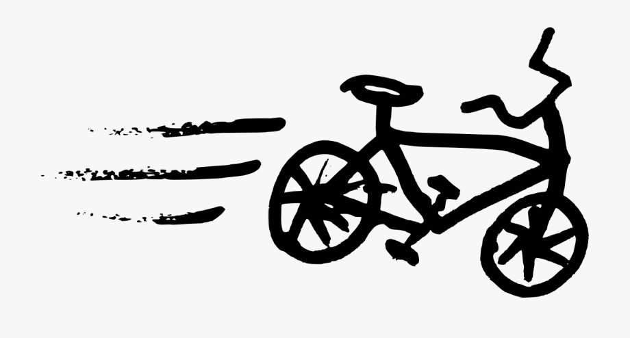 Bicycle Clipart Fast Bike.