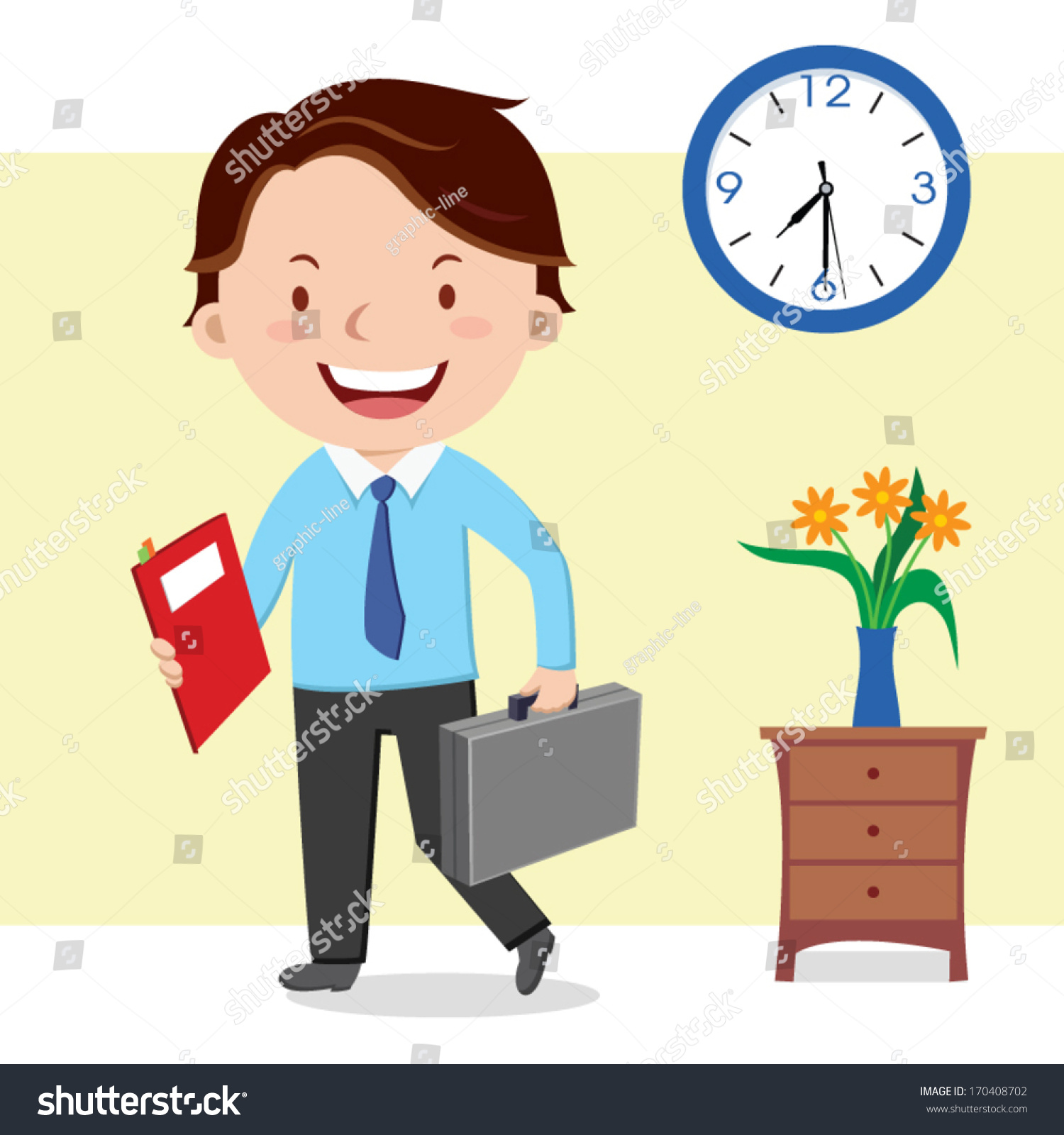 Go to work clipart 10 » Clipart Station.
