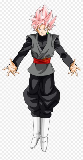 Goku black rose.