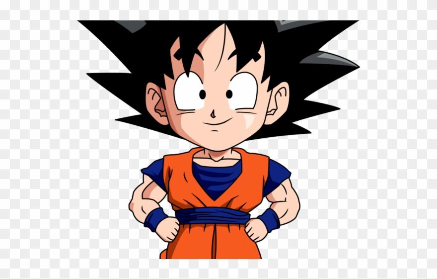 Goku Clipart Dibujos.