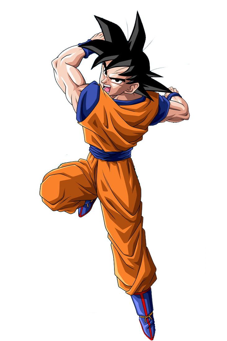 Download Goku Clipart HQ PNG Image.