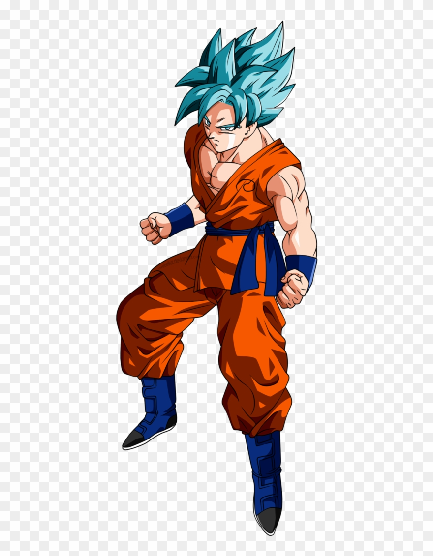 Dragon Ball Z Goku Clipart (#1416435).