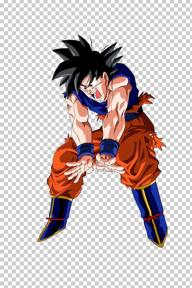 Goku Majin Buu Vegeta Gohan Genkidama PNG, Clipart, Anime.
