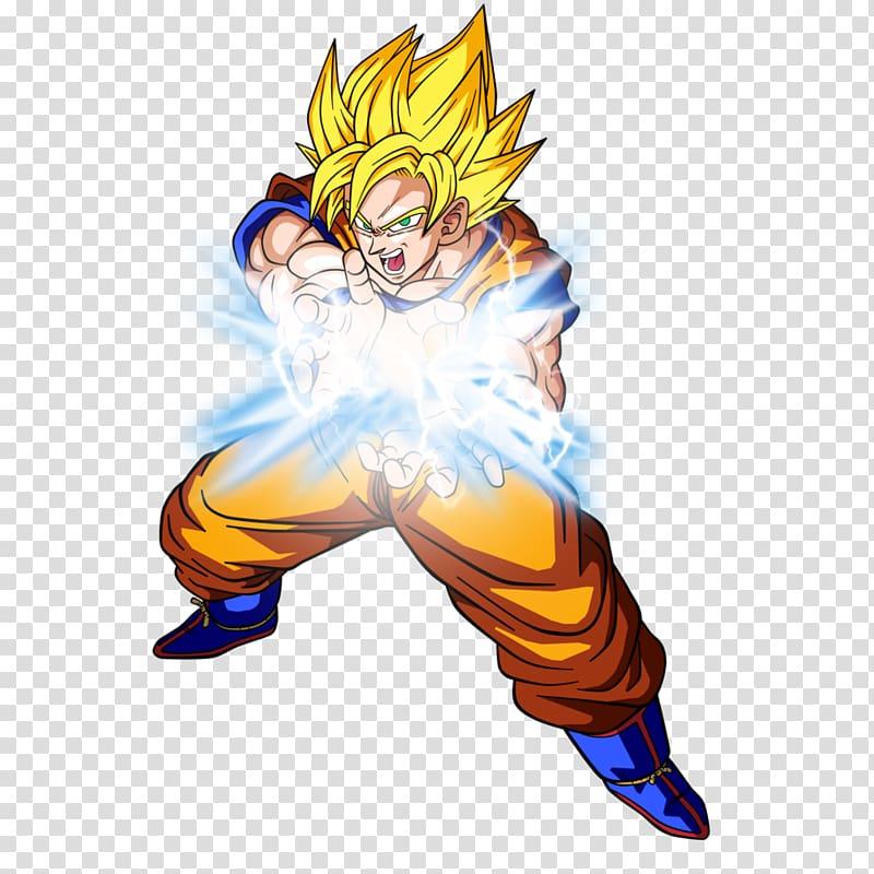 Goku Vegeta Super Saiya Kamehameha Saiyan, dragon ball.