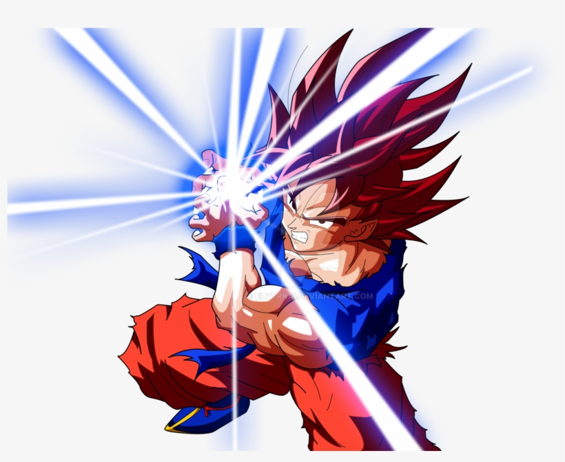 Image Result For Goku Kamehameha Render Spray Paint.
