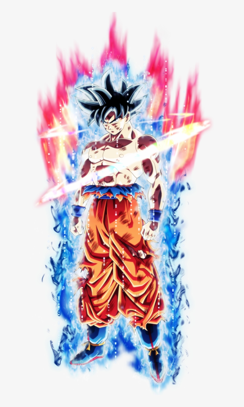 I Bring The Full Fledge Limit Breaker Goku With No.