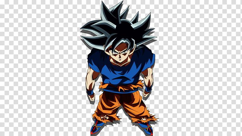 Goku, Ultra Instinct (Migatte no Gokui #) transparent.