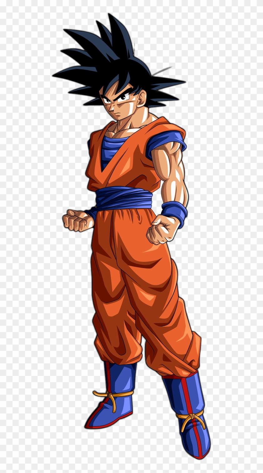 Goku Png.