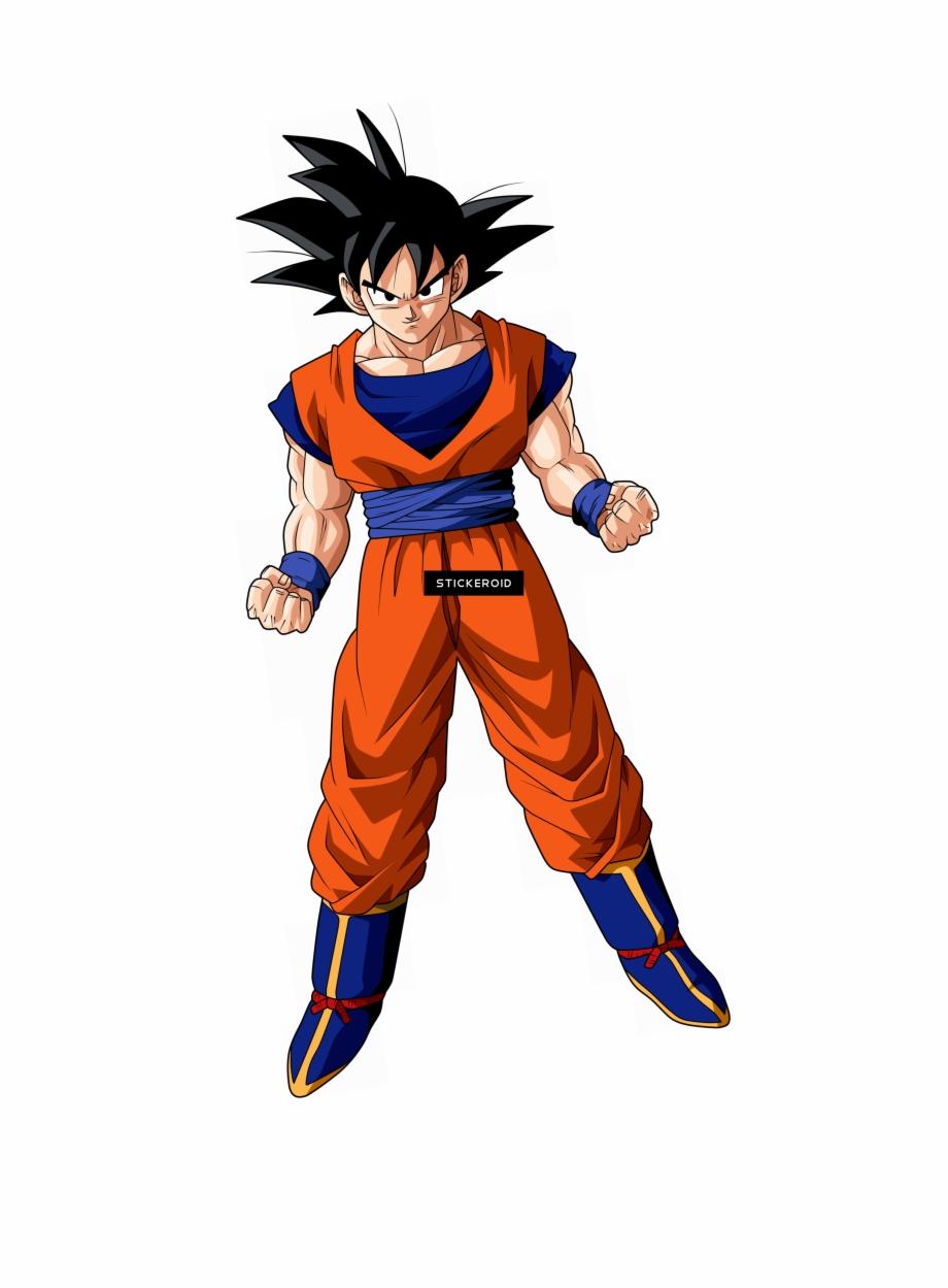 Dragon Ball Z Goku , Png Download.