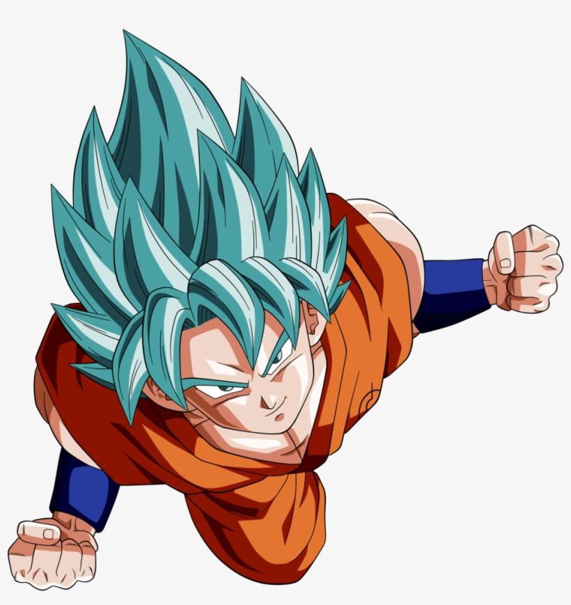 Goku Ssjg.