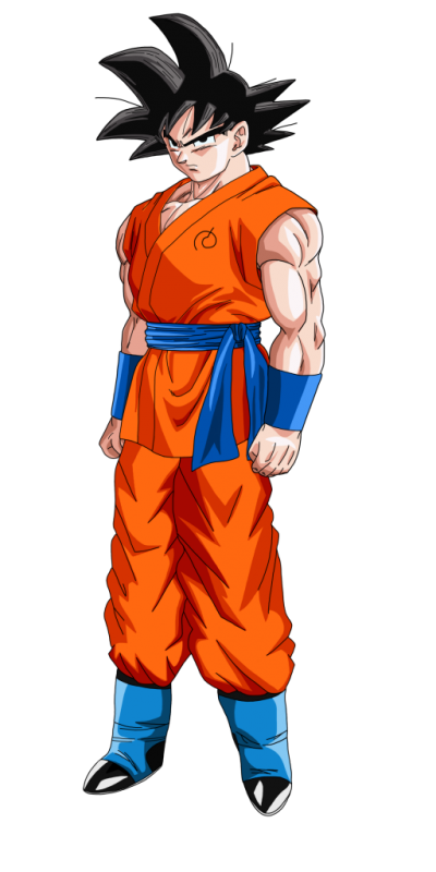 Download GOKU Free PNG transparent image and clipart.