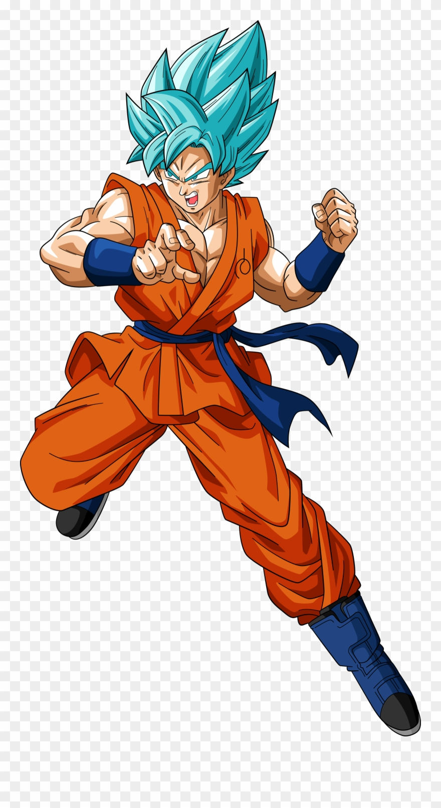 Goku Clipart Angel.