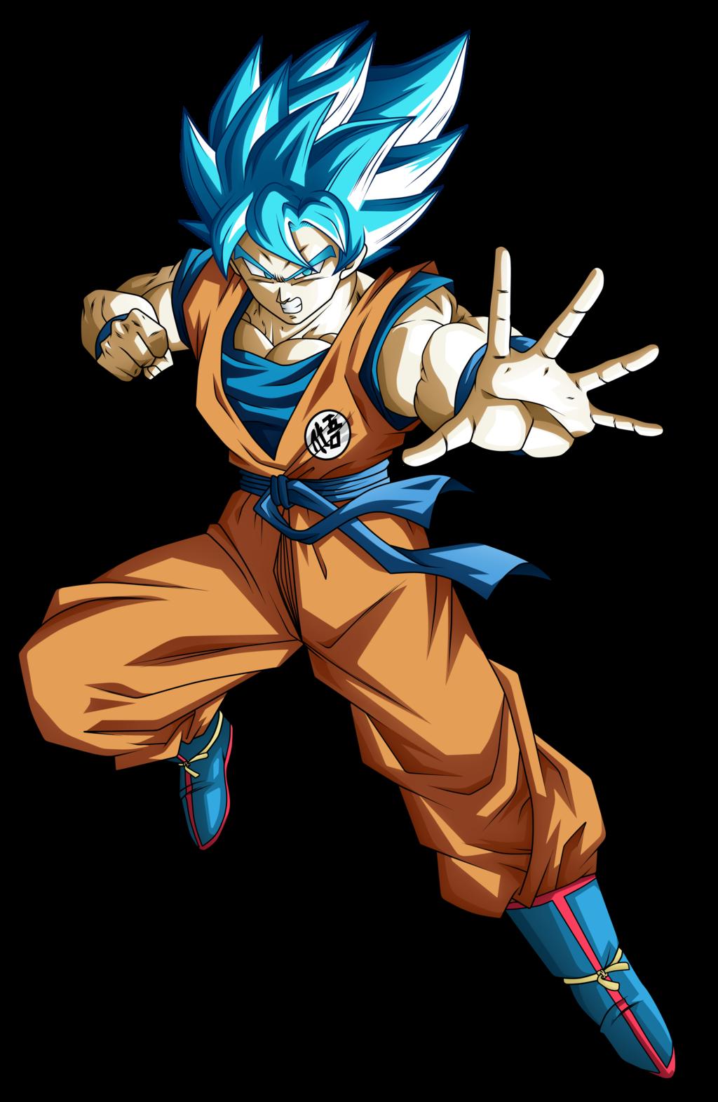 Resultado de imagem para goku ssj blue.