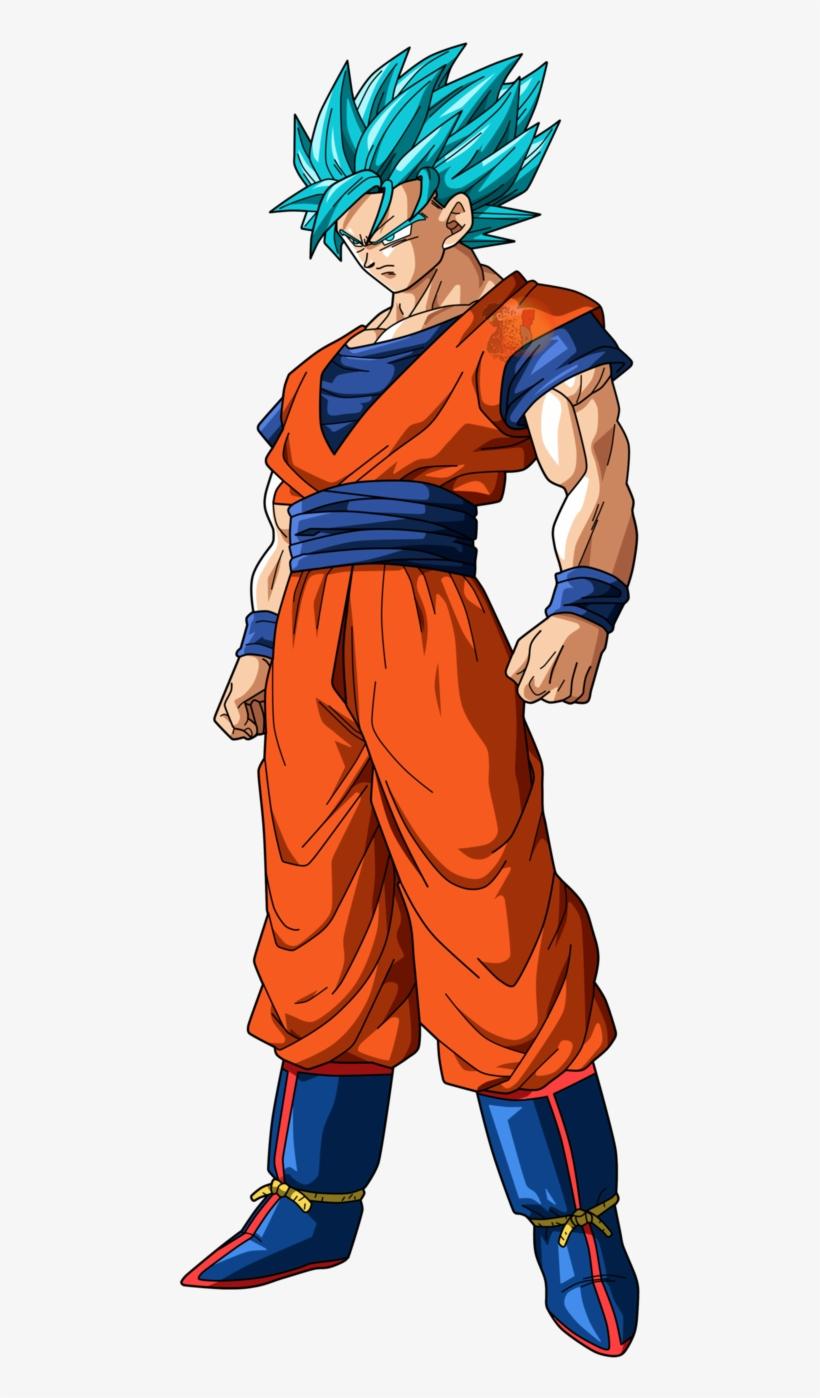 Goku Ssj Blue.