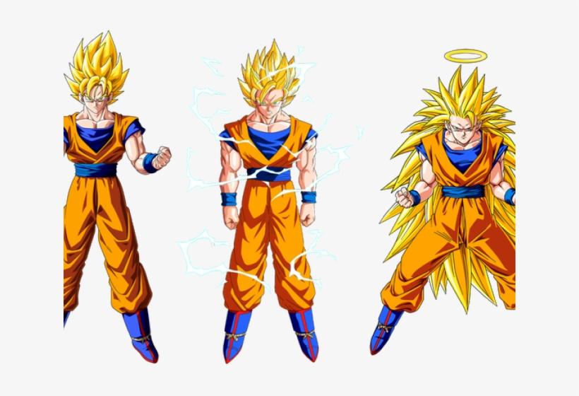 Goku Clipart Super Saiyan God.