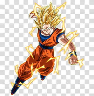 Goku Super Saiyan Blue, Son Goku transparent background PNG.