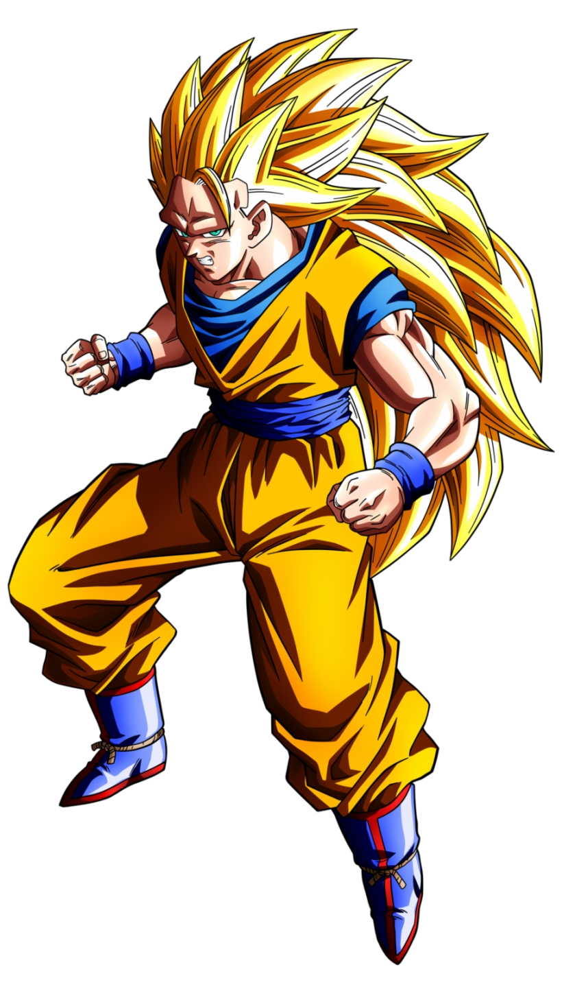 Dragon Ball Clipart Goku Ssj Free Transparent Png.