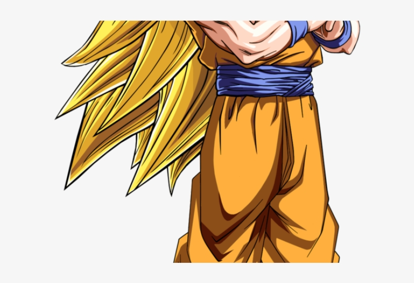 Dragon Ball Z Clipart Son Goku.
