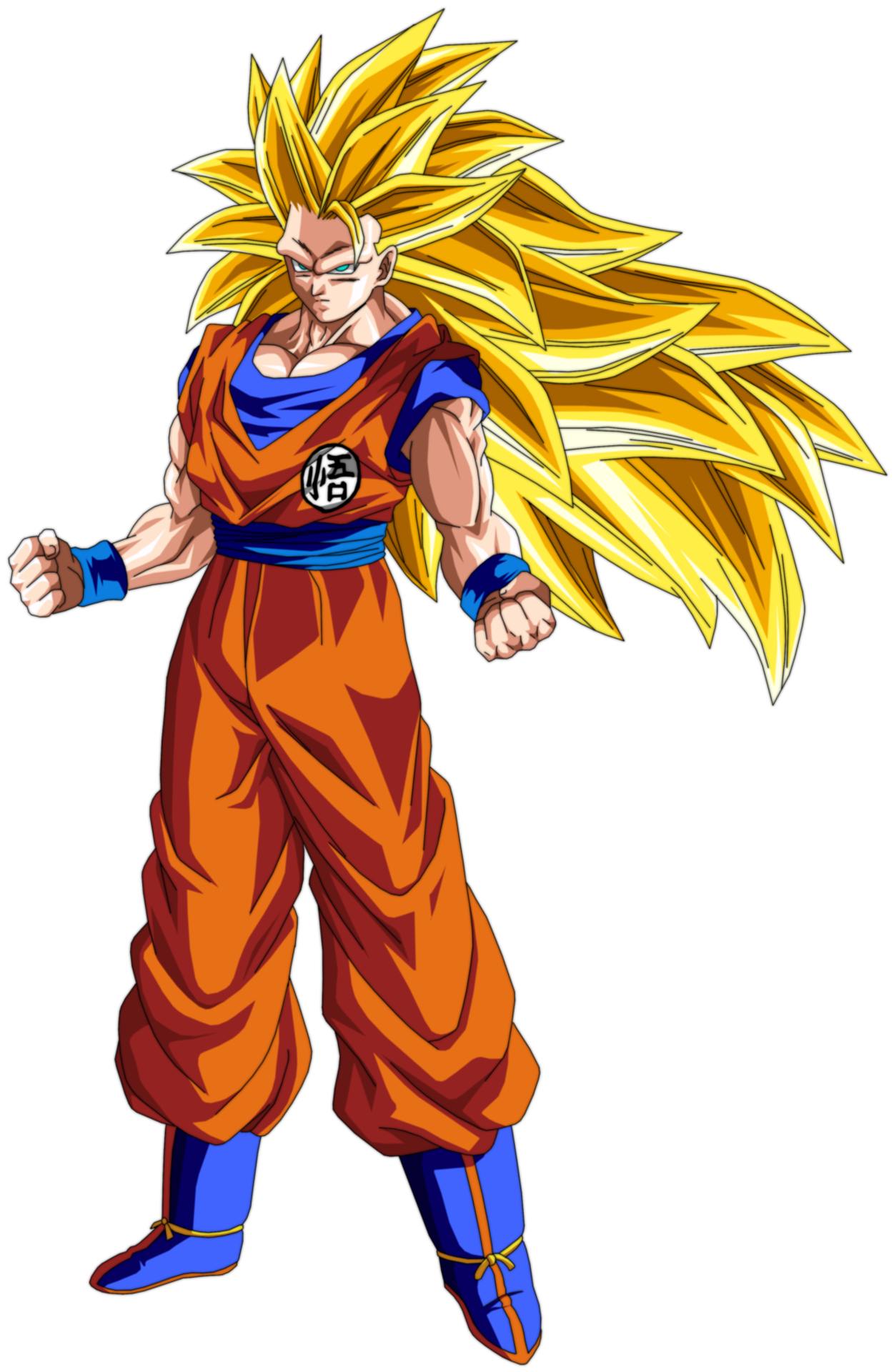 Super Dragon Ball Goku.