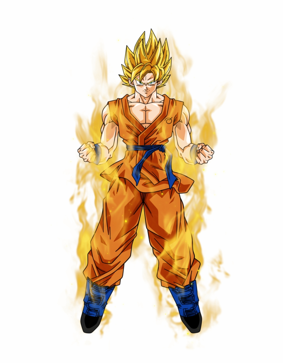 Goku Drawing Bad.