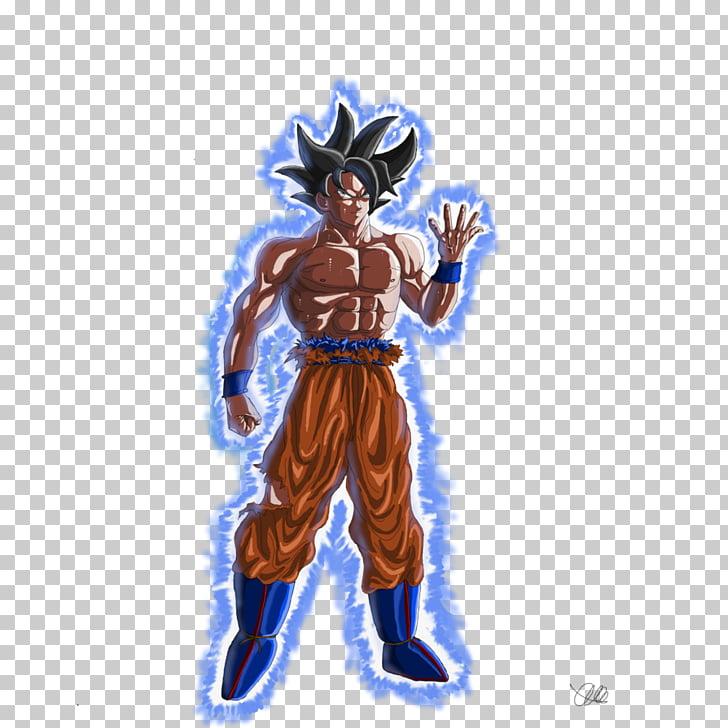 Figurine Cartoon Character Fiction, Goku Ultra Instinct PNG.