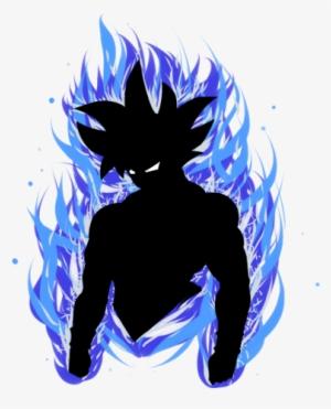 Ultra Instinct Goku Png PNG Images.