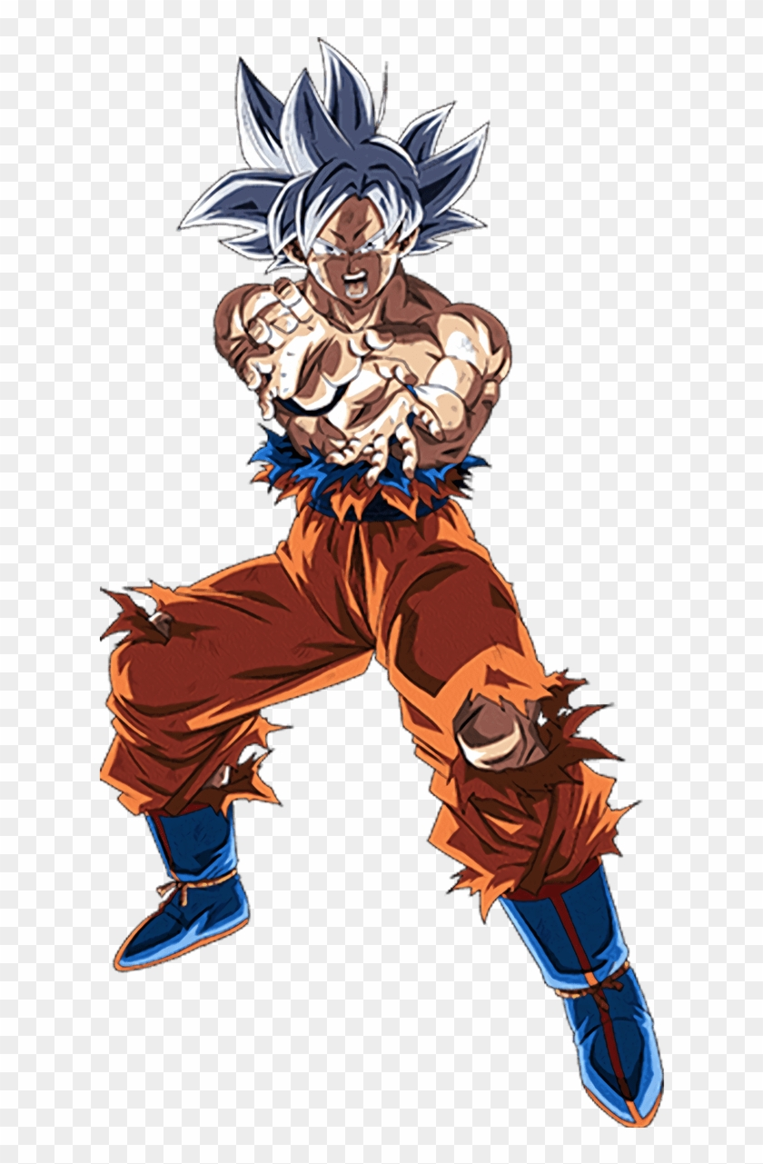 Ultra Instinct Goku Kamehameha , Png Download.