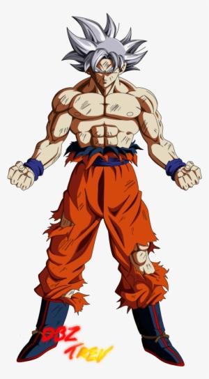 Ultra Instinct Goku PNG, Transparent Ultra Instinct Goku PNG Image.