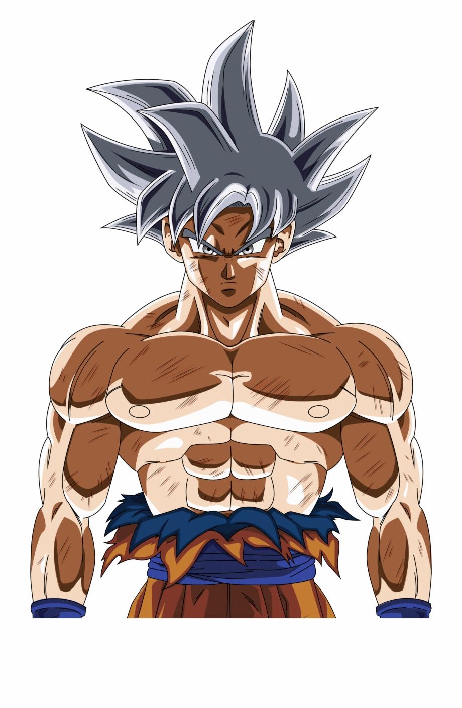 Goku Ultra Instinct Wallpaper Iphone , Png Download.