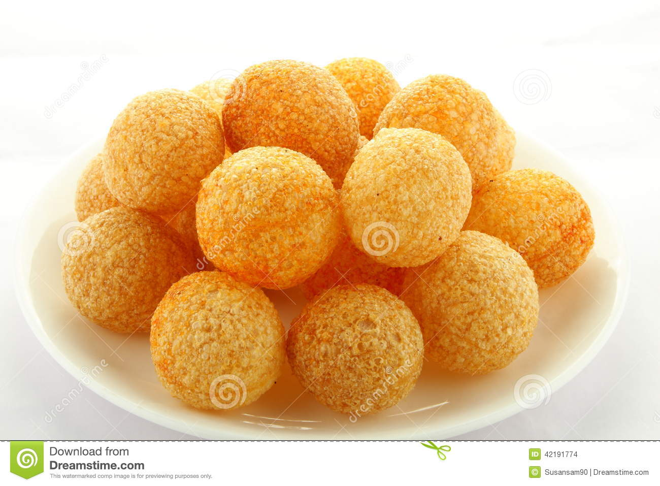 Golgappa Stock Photos, Images, & Pictures.