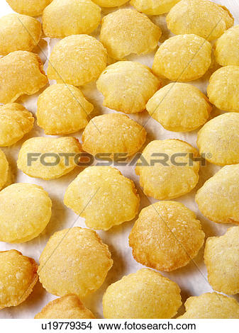 Stock Photo of Pani Puri u19779354.