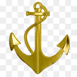Gold Anchor PNG and Gold Anchor Transparent Clipart Free.