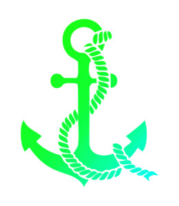 Anchor clipart.
