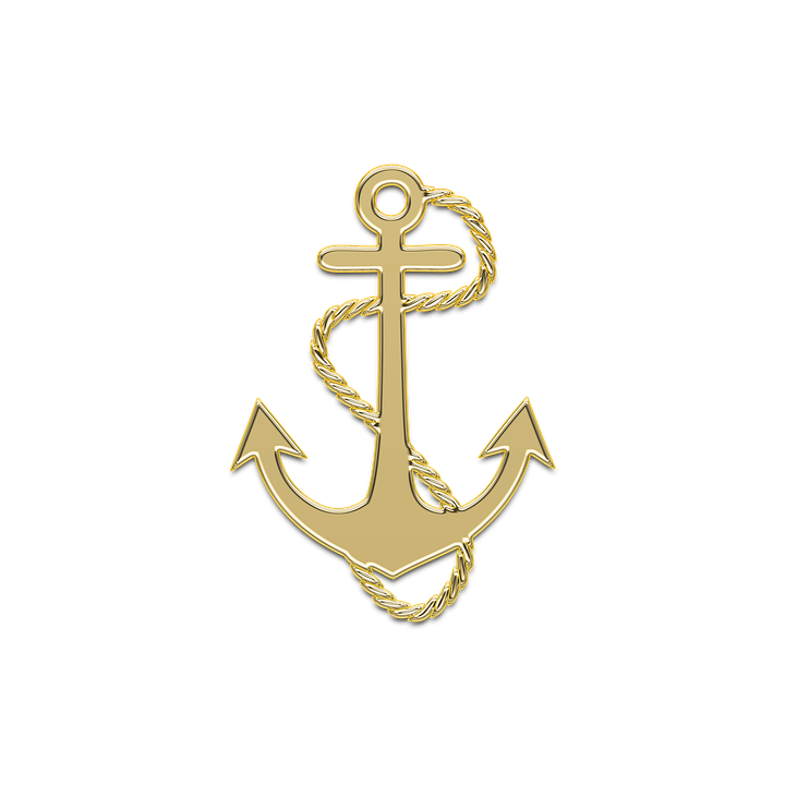 Download Gold Anchor Png () png images.