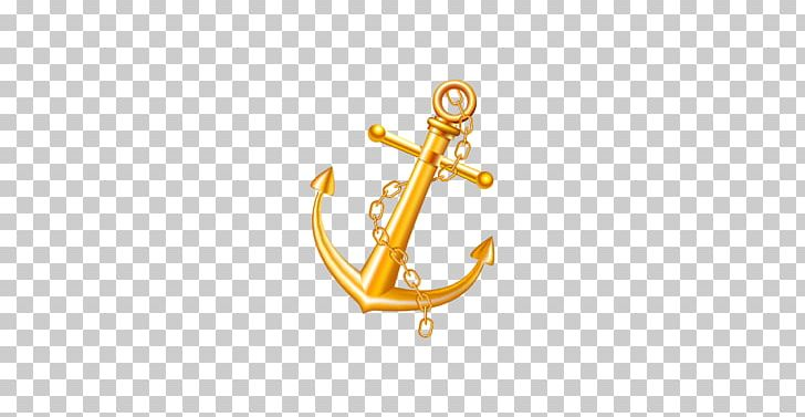 Anchor Gold Watercraft Metal PNG, Clipart, Anchor, Anchors, Anchor.