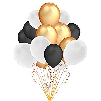 6003 Balloons free clipart.
