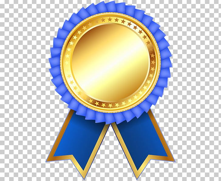 Rosette Gold Medal PNG, Clipart, Award, Blue Ribbon, Circle, Clip.