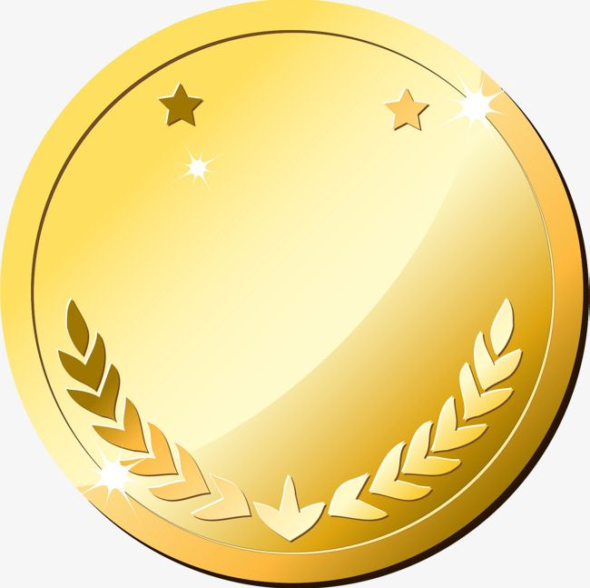 Luxury Gold Badge PNG, Clipart, Badge, Badge Clipart, Dig, Gold.