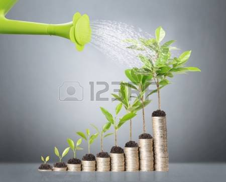 2,137 Earning Growing Stock Illustrations, Cliparts And Royalty.