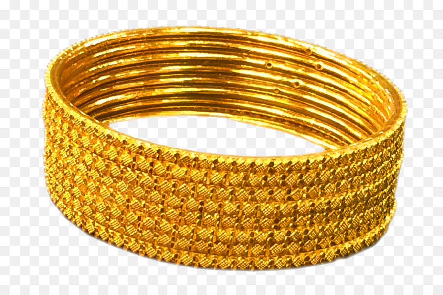 Gold Ring png download.