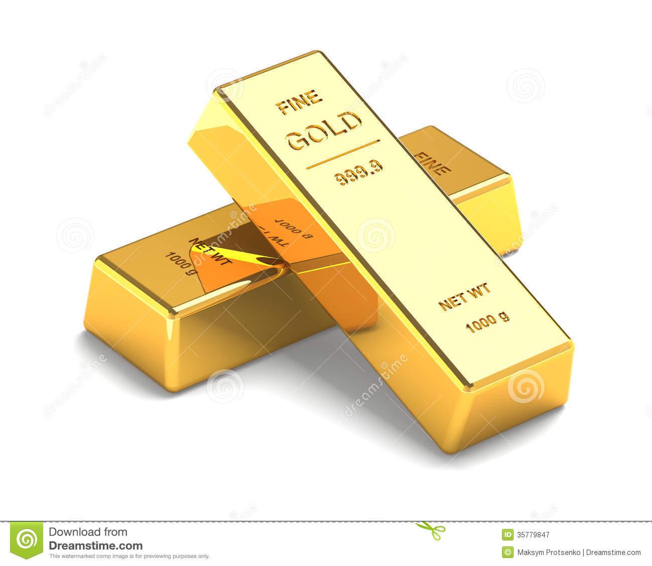 Goldbar Stock Illustrations.