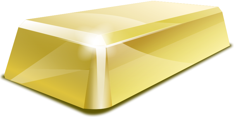 Gold Bars FREE Money Clipart.