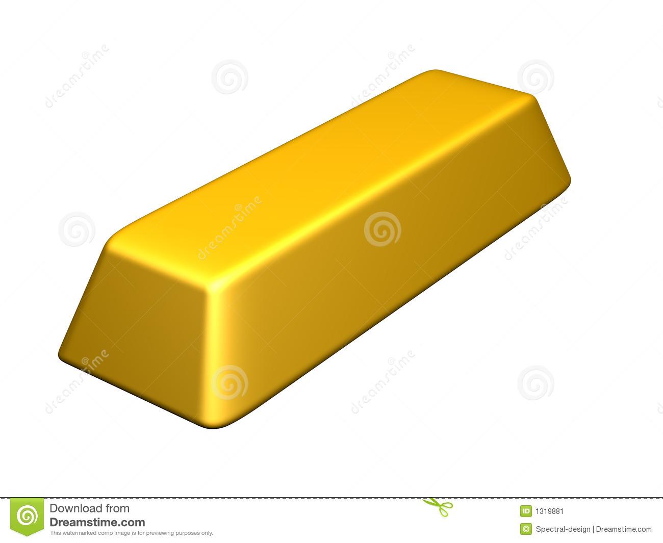 Gold Bar Stock Illustrations.