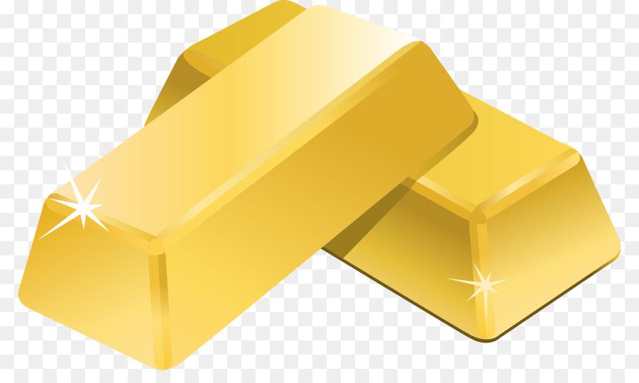Gold Bar clipart.