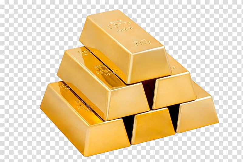 Gold bar , Gold bar Ingot, A pile of gold bars transparent.