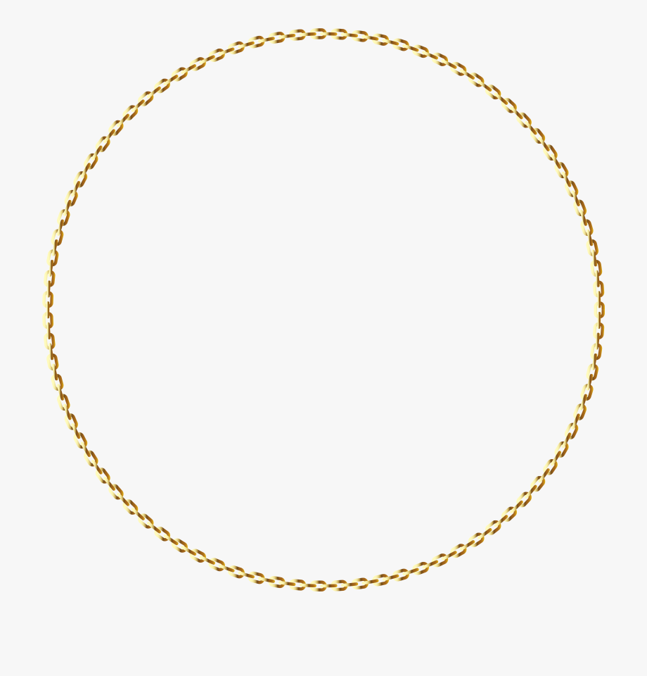 Gold Beads Png.