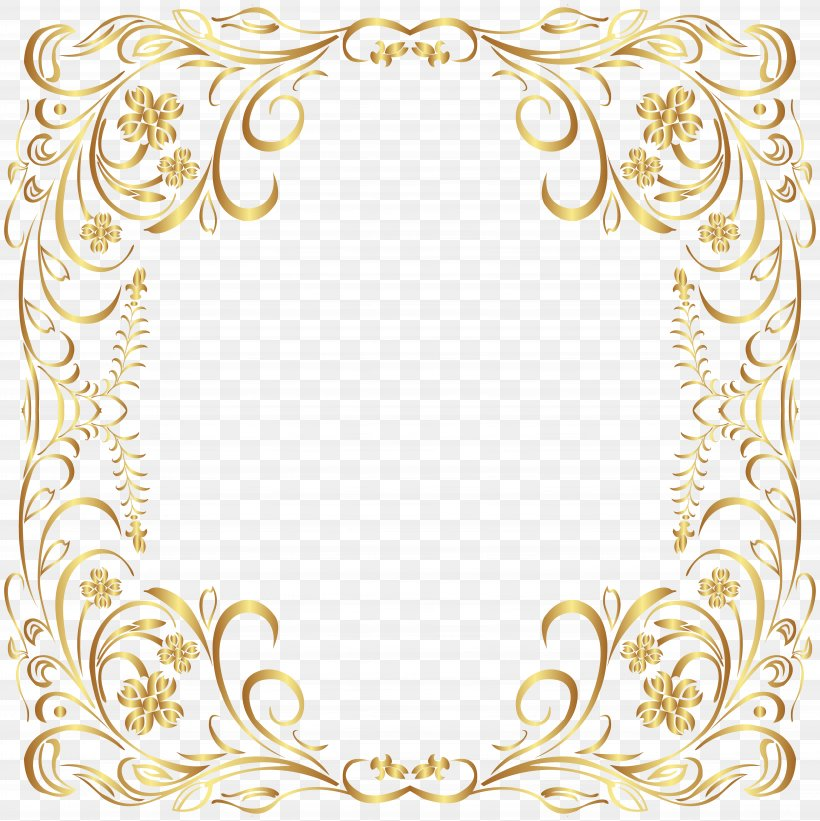 Picture Frame, PNG, 7987x8000px, Rectangle, Area, Border.